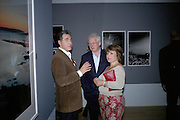 Peter York, Homer Sykes and Henrietta Green, How We Are- Photographing Britian. Opening at the Tate. Millbank. 21 May 2007.  -DO NOT ARCHIVE-© Copyright Photograph by Dafydd Jones. 248 Clapham Rd. London SW9 0PZ. Tel 0207 820 0771. www.dafjones.com.