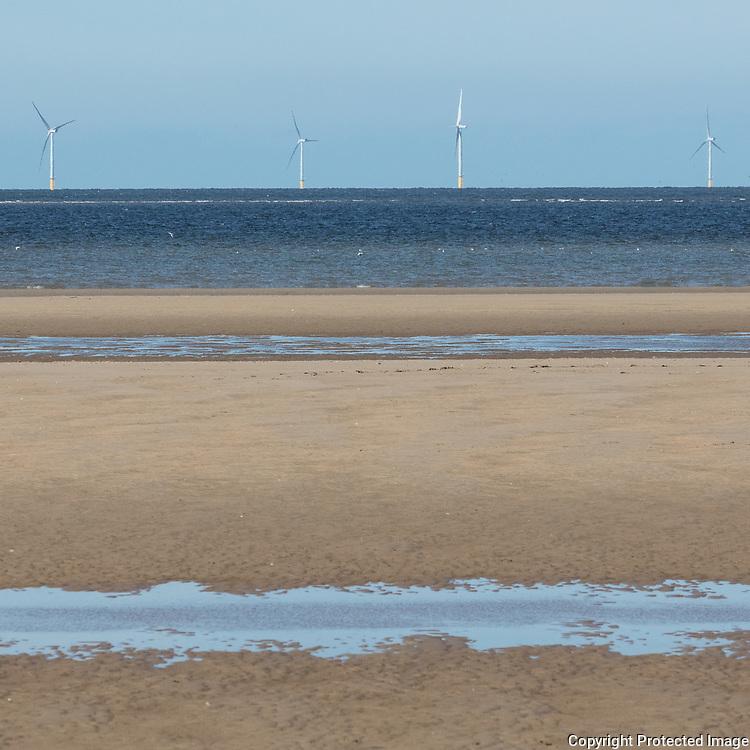 Presthaven Sands, Flintshire.