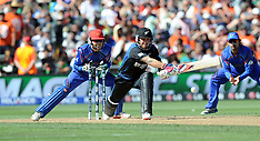 Napier-Cricket, CWC, New Zealand v Afghanistan