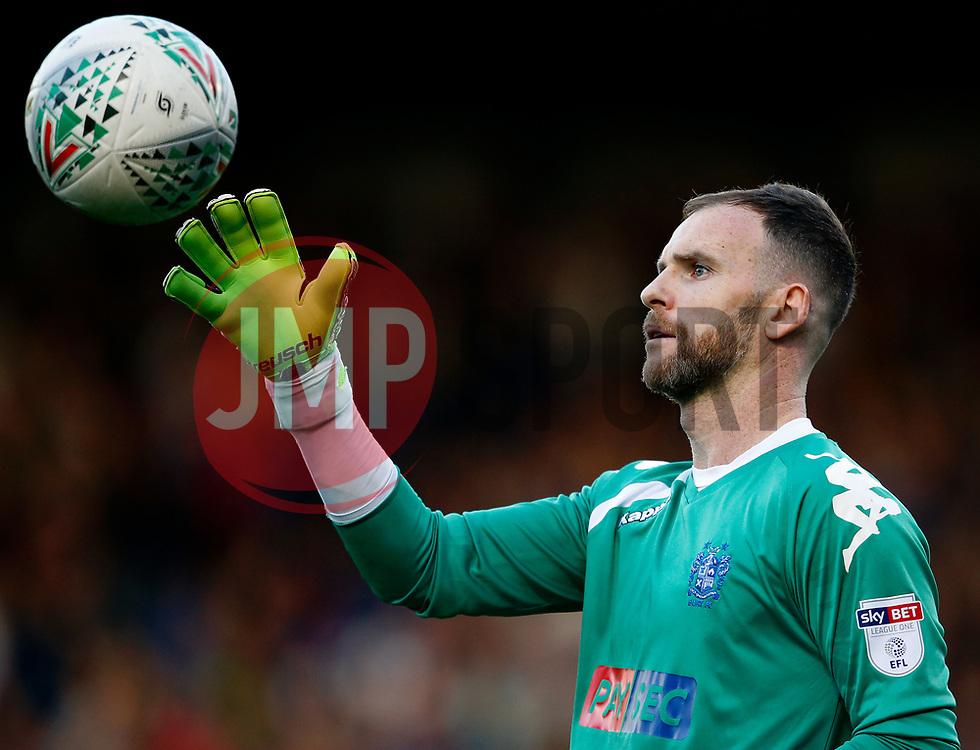 Ben Williams of Bury - Mandatory by-line: Matt McNulty/JMP - 10/08/2017 - FOOTBALL - Gigg Lane - Bury, England - Bury v Sunderland - Carabao Cup - First Round