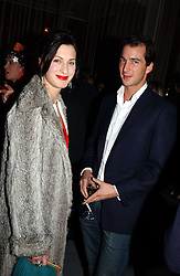 The HON.WILL ASTOR and the HON.FLORA ASTOR at a party to celebrate the opening of W'Sens - a new fine french restaurant at 12 Waterloo Place, London SW1 on 10th December 2004.<br /><br />NON EXCLUSIVE - WORLD RIGHTS