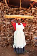 Members of of IsiKohnyane Craftersin northern KwaZulu Natal