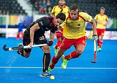 M - Belgium v Spain