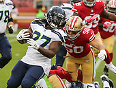 Nov 27, 2017-NFL-Seattle Seahawks at San Francisco 49ers