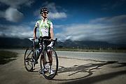Ashleigh Moolman, South African cyclist in Georg South Africa