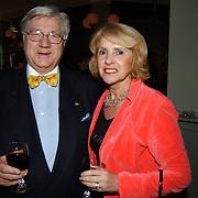 Kerstborrel Princess 2004, Tjerk Westerterp en partner Ine van Lier