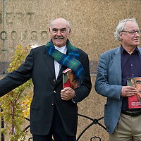 Edinburgh Aug 25 Sir Sean Connery unveils his long-awaited take on Scottish life  written with Murray Grigor at the Edinburgh International Book Festival. The event - a world exclusive for the festival - coincides with the former James Bond star's 78th birthday.