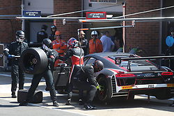 May 6, 2018 - Brands Hatch, Grande Bretagne - 55 ATTEMPTO RACING (DEU) AUDI R8 LMS PIETER SCHOTHORST (NDL) PIERRE KAFFER  (Credit Image: © Panoramic via ZUMA Press)
