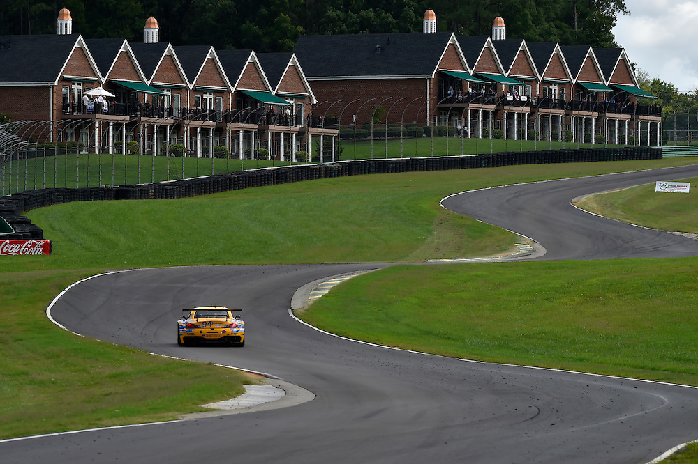 22-24 August 2014, Alton, Virginia USA<br /> 94, BMW, Z4, GTD, Dane Cameron, Markus Palttala<br /> &copy;2014, Scott R LePage <br /> LAT Photo USA