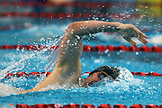 Corneille Coetzee, mens 200m freestyle, New Zealand Short Course Swimming Championships, Sir Owen G. Glenn National Aquatic Centre, AUT Millennium, Auckland. 11 August 2015. Copyright Photo: William Booth / www.photosport.nz