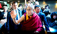 THE DALAI LAMA IN THE NETHERLANDS