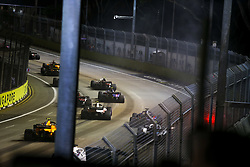 September 16, 2018 - Singapore, Singapore - Motorsports: FIA Formula One World Championship 2018, Grand Prix of Singapore, .general view  (Credit Image: © Hoch Zwei via ZUMA Wire)