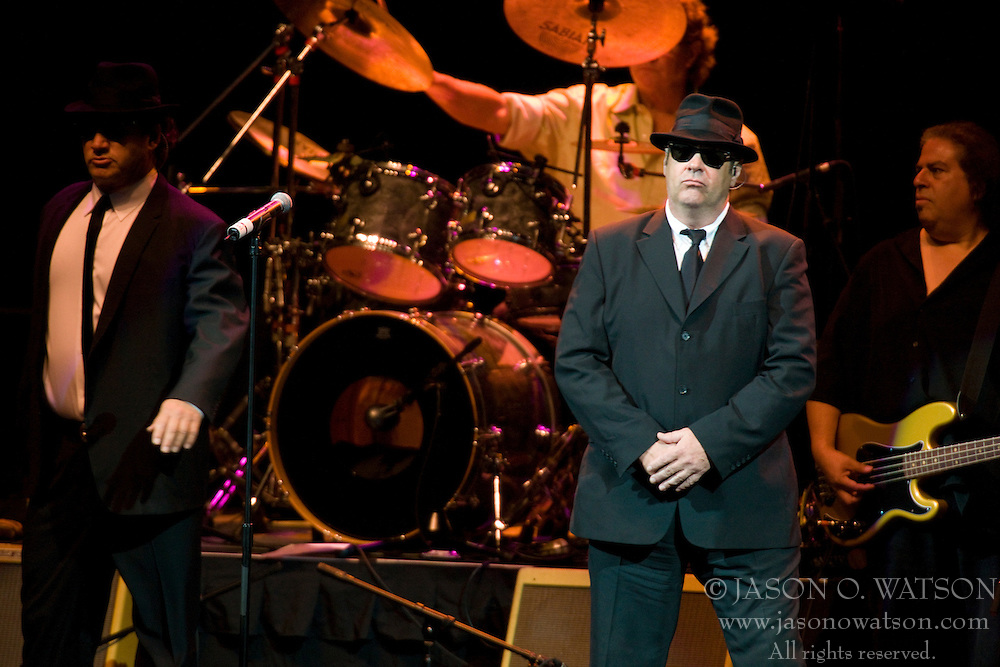 "Zee and Elwood Blues (James ""Jim"" Adam Belushi and Dan Aykroyd) performed with the Blues Brothers Band.  The Pepsi Bottling Company of Central Virginia held their 100th Anniversary celebration at the John Paul Jones Arena on The Grounds of the University of Virginia in Charlottesville, VA on June 7, 2008.  After a 1,000 person dinner, held in the arena, the Blues Brothers performed."