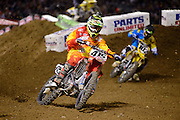 2014 AMA Supercross Series<br /> Oakland, California<br /> January 25, 2014