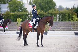 Van Till Celine, (SUI), Amanta<br /> Grade III Team Test<br /> Para-Dressage FEI European Championships Deauville 2015<br /> © Hippo Foto - Jon Stroud<br /> 18/09/15