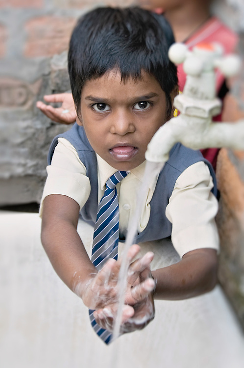 Hand-washing with soap can significantly reduce the incidence of diarrhoea, which is the second leading cause of death amongst children under five years old. In fact, recent studies suggest that regular hand-washing with soap at critical times can reduce the number of diarrhoea bouts by almost 50 per cent [source: UNICEF]