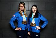 PyeongChang 2018 Winter Paralympics - Return of the English Paralympians - 20 March 2018