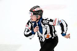 Natasa Pagon, linesman, in Erstebankliga Season 2017/18, on November 11, 2017 in Eishalle Villach, Vilalch, Austria. Photo by Morgan Kristan / Sportida