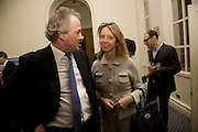 HENRY PORTER; SABRINA GUINNESS, Vanity Fair, Baroness Helena Kennedy QC and Henry Porter launch ' The Convention on Modern Liberty'. The Foreign Press Association. Carlton House Terrace. London. 15 January 2009 *** Local Caption *** -DO NOT ARCHIVE-© Copyright Photograph by Dafydd Jones. 248 Clapham Rd. London SW9 0PZ. Tel 0207 820 0771. www.dafjones.com.<br /> HENRY PORTER; SABRINA GUINNESS, Vanity Fair, Baroness Helena Kennedy QC and Henry Porter launch ' The Convention on Modern Liberty'. The Foreign Press Association. Carlton House Terrace. London. 15 January 2009