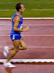 Roman Kejzar during men 5000 m at Slovenian National Championships in athletics 2010, on July 17, 2010 in Velenje, Slovenia. (Photo by Vid Ponikvar / Sportida)