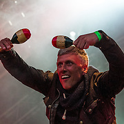 Happy Mondays at Camp Bestival 2012