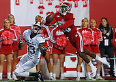 NCAA Football - Indiana Hoosiers vs Michigan State Spartans - Bloomington, In