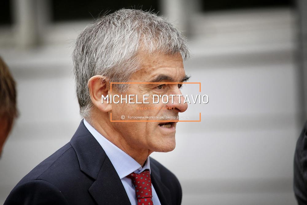 Sergio Chiamparino governatore della Regione Piemonte