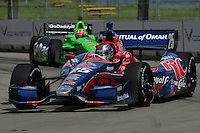 Marco Andretti, Cheverolet Indy Dual in Detroit, Belle Isle, Detroit, MI USA 06/01/13