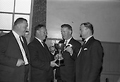 1964 Presentation at C.I.E Club