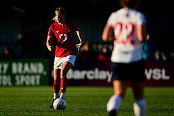 Gemma Evans of Bristol City - Mandatory by-line: Ryan Hiscott/JMP - 19/01/2020 - FOOTBALL - Stoke Gifford Stadium - Bristol, England - Bristol City Women v Liverpool Women - Barclays FA Women's Super League