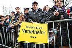 01.12.2012, Graz, AUT, Formel 1 Show Run in Graz im Bild erster Senastian Fan Klub // during the Formel 1 Show Run in Graz, Austria on 2012/12/01. EXPA Pictures © 2012, PhotoCredit: EXPA/ M. Kuhnke