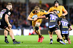 Wasps v Exeter Chiefs - Mandatory by-line: Dougie Allward/JMP - 30/11/2019 - RUGBY - Sandy Park - Exeter, England - Exeter Chiefs v Wasps - Gallagher Premiership Rugby