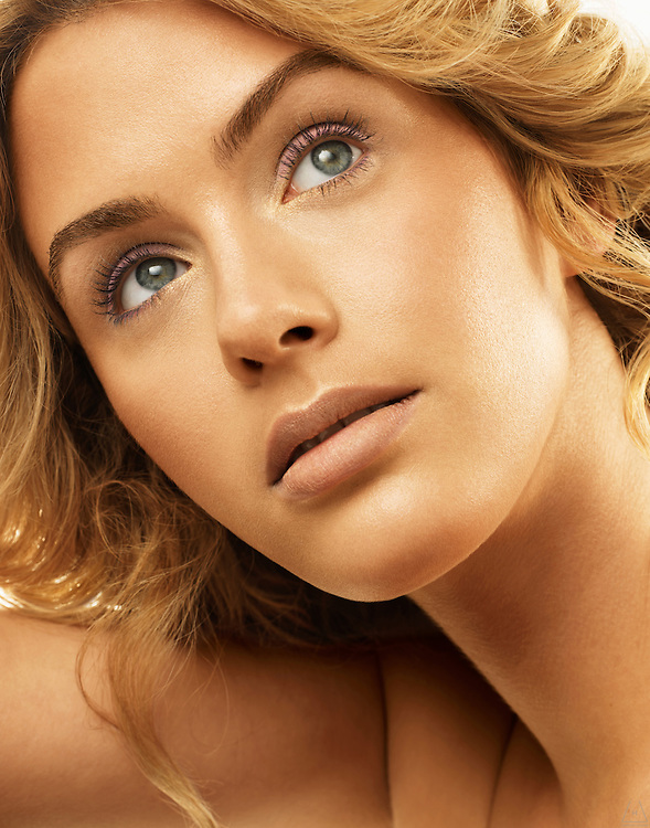 Beauty advertising photography by commercial and assignment photographer Timothy Hogan in Los Angeles, New York, & London.