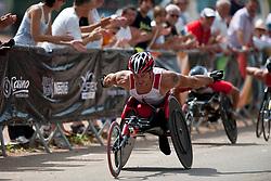 HAMERLAK Tomasz, POL, Marathon, T54, 2013 IPC Athletics World Championships, Lyon, France