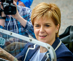 Nicola Sturgeon on campaign trail | Moffat | 19 May 2017