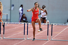 400m HURDLES - W - TRIALS