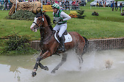 BRADELEY LAW ridden by Michael Owen at Bramham International Horse Trials 2016 at  at Bramham Park, Bramham, United Kingdom on 11 June 2016. Photo by Mark P Doherty.