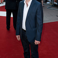 """London, Leicester Square  July 30th arrive  at the uk film premiere of """"The X Files I want to believe"""" at the Empire Cinema in Leicester Square"""