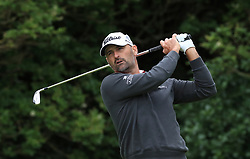 New Zealand's Michael Hendry tees off the 5th during day one of The Open Championship 2017 at Royal Birkdale Golf Club, Southport. PRESS ASSOCIATION Photo. Picture date: Thursday July 20, 2017. See PA story GOLF Open. Photo credit should read: Peter Byrne/PA Wire. RESTRICTIONS: Editorial use only. No commercial use. Still image use only. The Open Championship logo and clear link to The Open website (TheOpen.com) to be included on website publishing. Call +44 (0)1158 447447 for further information.