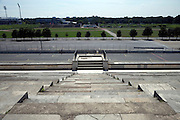 platform at the former Nazi party rallying ground in Nuremberg