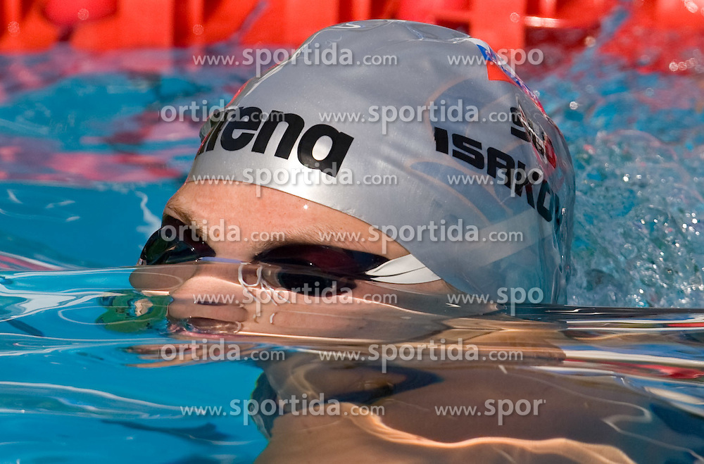 Sara Isakovic of Slovenia at Heats at 13th FINA World Championships Roma 2009, on July 26 2009, in Foro Italico, Rome, Italy. (Photo by Vid Ponikvar / Sportida)