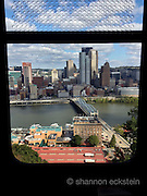 Travel. Pittsburgh, PA  USA -  A city revitalized