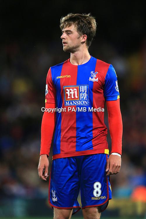 Patrick Bamford, Crystal Palace