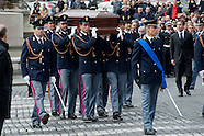 Funeral of the Chief of Police