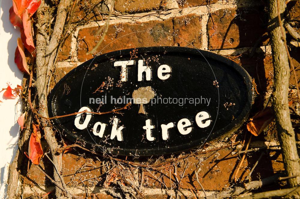 The Oak Tree cottage on Main Street, Garton