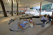 """12th Biennale of Architecture. Giardini. Nordic Pavillion. """"Stay in Touch"""", group exhibition 2010."""