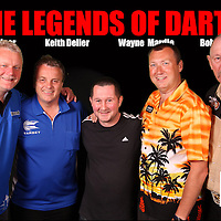York Darts Promotions - Legends