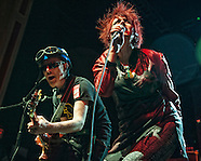 The Rezillos at The Academy 2015