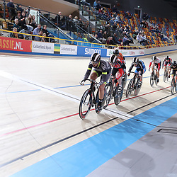 16-12-2016: Wielrennen: NK baanwielrennen: Apeldoorn<br /> APELDOORN (NED) wielrennen    <br /> Shanne Braspennincx eindigde net naast het podium als vierde.