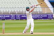 Rikki Wessels of Worcestershire batting during the Friendly match between Warwickshire County Cricket Club and Worcestershire County Cricket Club at Edgbaston, Birmingham, United Kingdom on 29 July 2020.